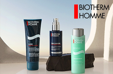 Cosmetiques homme Biotherm