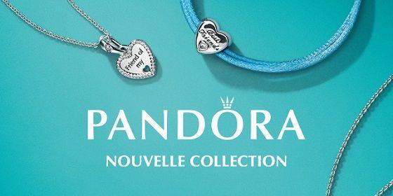 Pandora Nouveautés Eté 2017