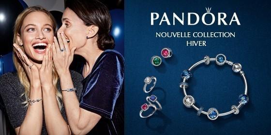 Pandora Nouveautés Hiver 2017