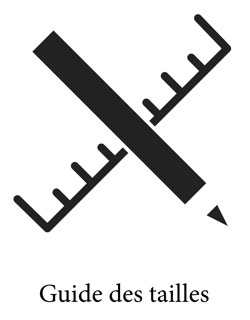 Guide des tailles Bijourama