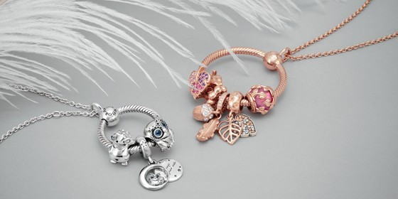 Pandora Bijoux Charms Collection automne 2019