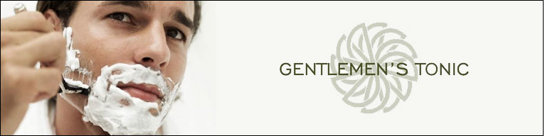 Cosmetique gentlemen s tonic
