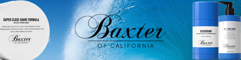 Cosmetique baxter of california