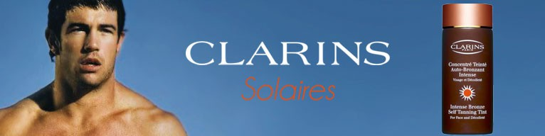 Clarins Solaires