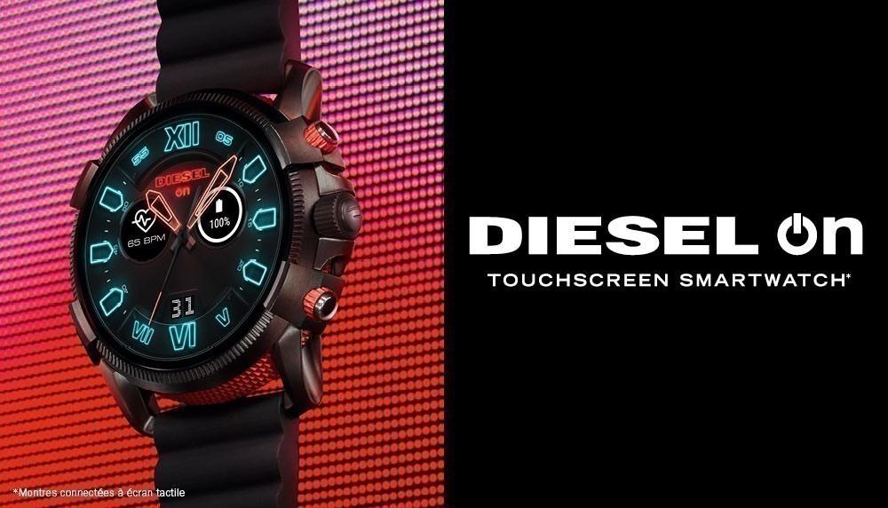 Montre Diesel Nouveautés