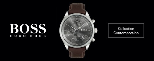 Montre Hugo Boss Contemporaine