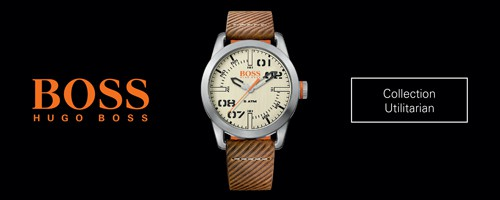 Montre Hugo Boss Orange Utilitarian