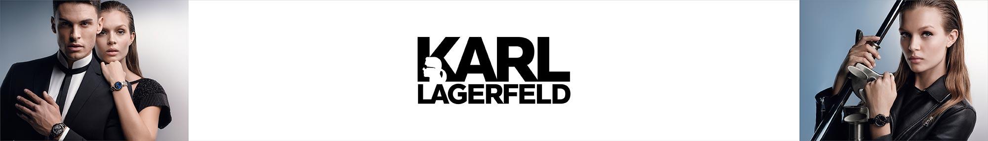 Montre Karl Lagerfeld