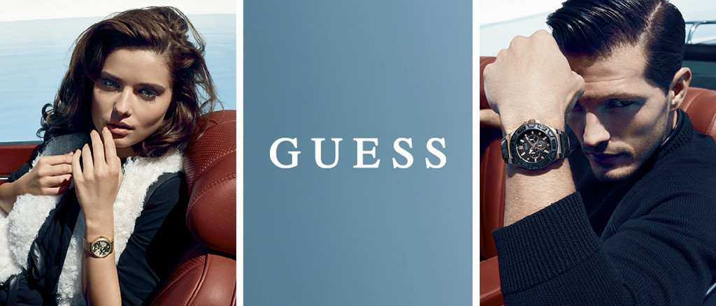 Bijoux & Montres Guess