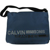 Ck Calvin Klein and Calvin Klein Jeans Homme - Besace Messenger Bandoulière Steel -  - 50% a 60%