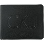 Ck Calvin Klein and Calvin Klein Jeans Homme - Portefeuille Italien 3 en 1 Groove - Petite Maroquinerie (Portefeuille...)