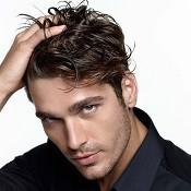 Formes de visage des hommes et des coiffures pour eux