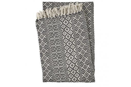 couvertures en fibres naturelles