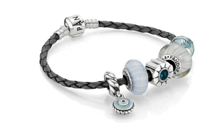 mode designer 12290 edb56 Bracelet Pandora Cuir : Inspirations sur Lookeor