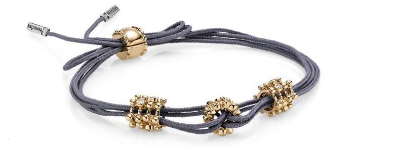 bracelet Pandora charms fixes