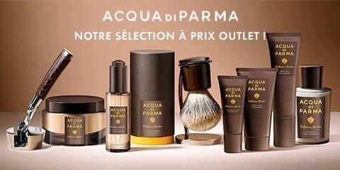 Acqua Di Parma notre sélection à prix outlet !