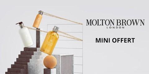Mini Molton offert