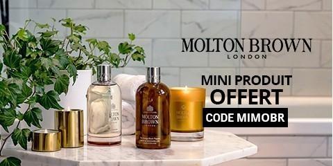 Mini produit Molton Brown Offert