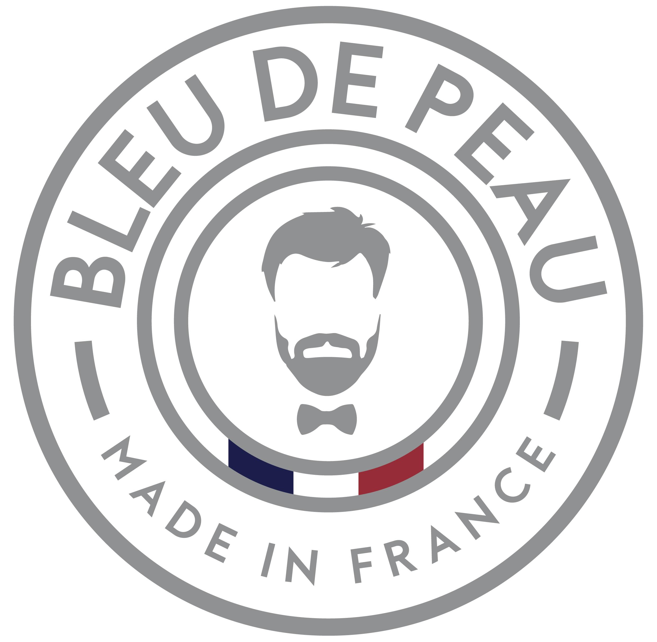 Bleu de Peau