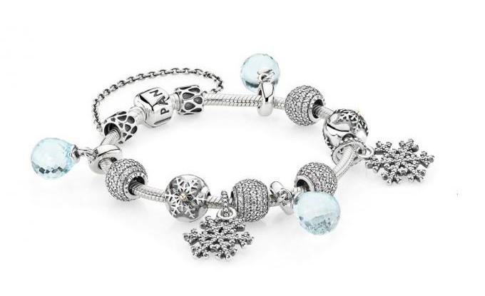 Bracelet Pandora composé