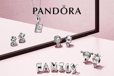 Bijoux & charms Pandora