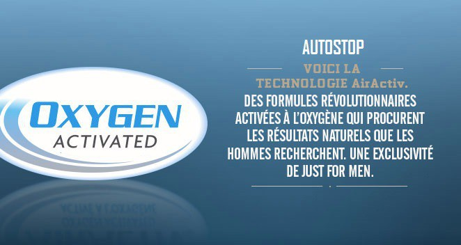formule oxygen just for men