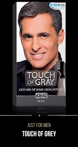 Coloration Just For Men Touch of Grey
