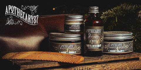 Apothecary 87 Soins et Huile Barbe Moustache