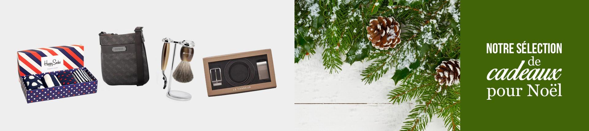 Cadeaux Noël sur MenCorner.com