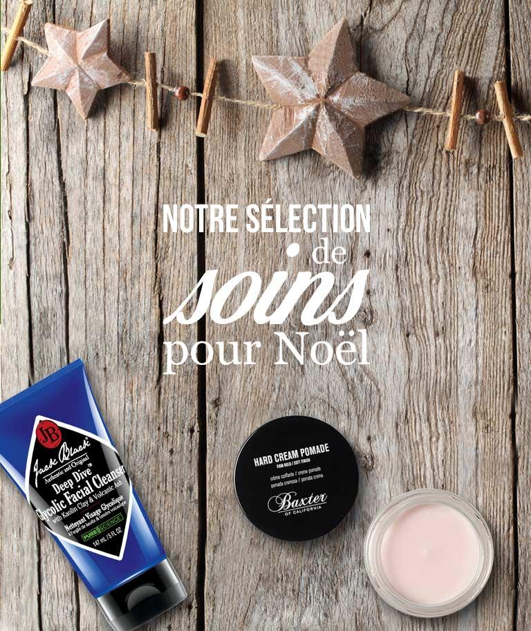 Cadeaux Soins sur MenCorner.com