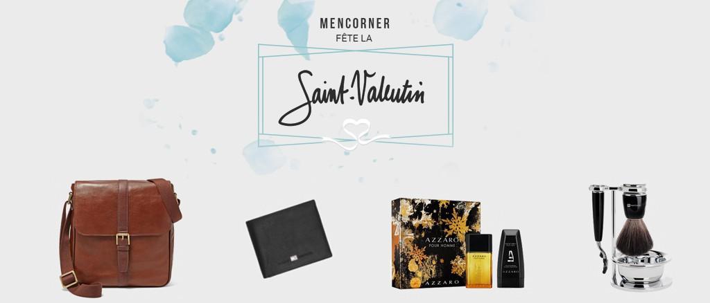 Saint-Valentin sur MenCorner.com