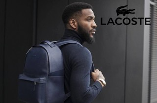 Cosmetiques homme Lacoste maroquinerie