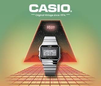 Voir les Casio Vintage