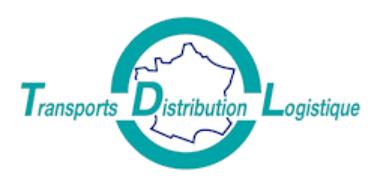 logo Transport Distribution Logistique