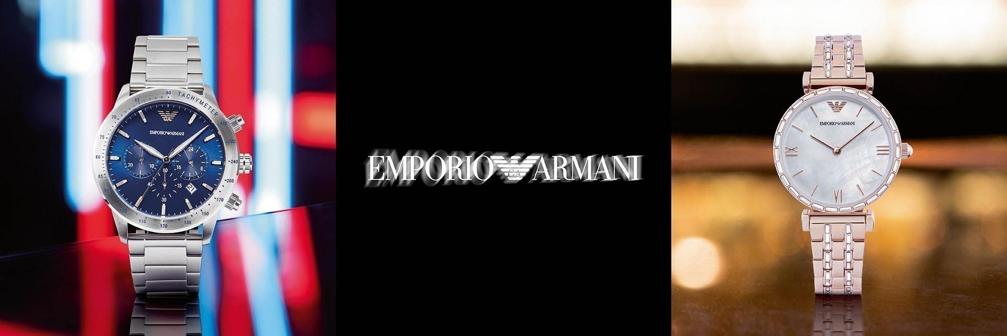 Montre Emporio Armani