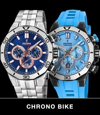Montres Festina Chrono Bike