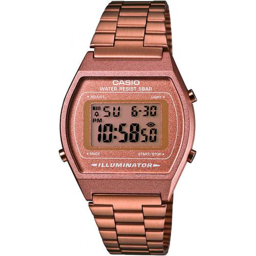Casio - Montre Casio Retro Vintage B640WC-5AEF - Mode homme
