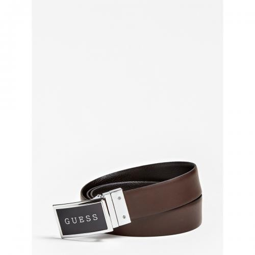 Guess Maroquinerie - Ceinture réversible - Maroquinerie guess homme