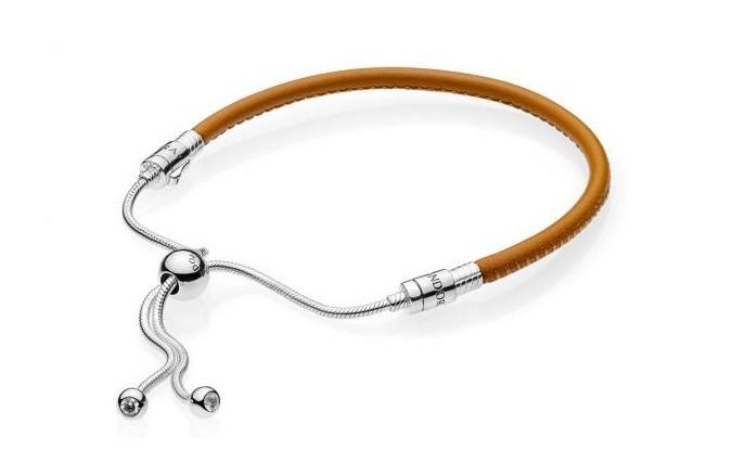 bracelet femme pandora cuir