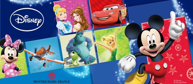 Disney montres enfants