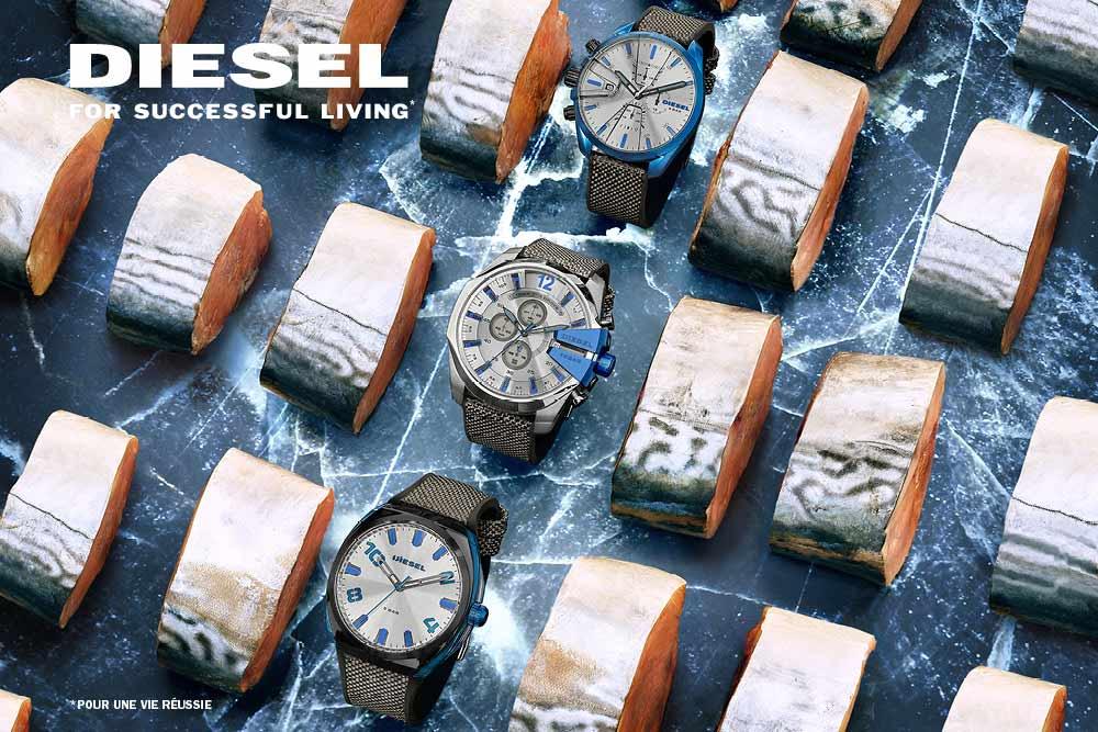 Montres Diesel