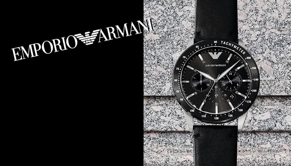 Montres Emporio Armani homme