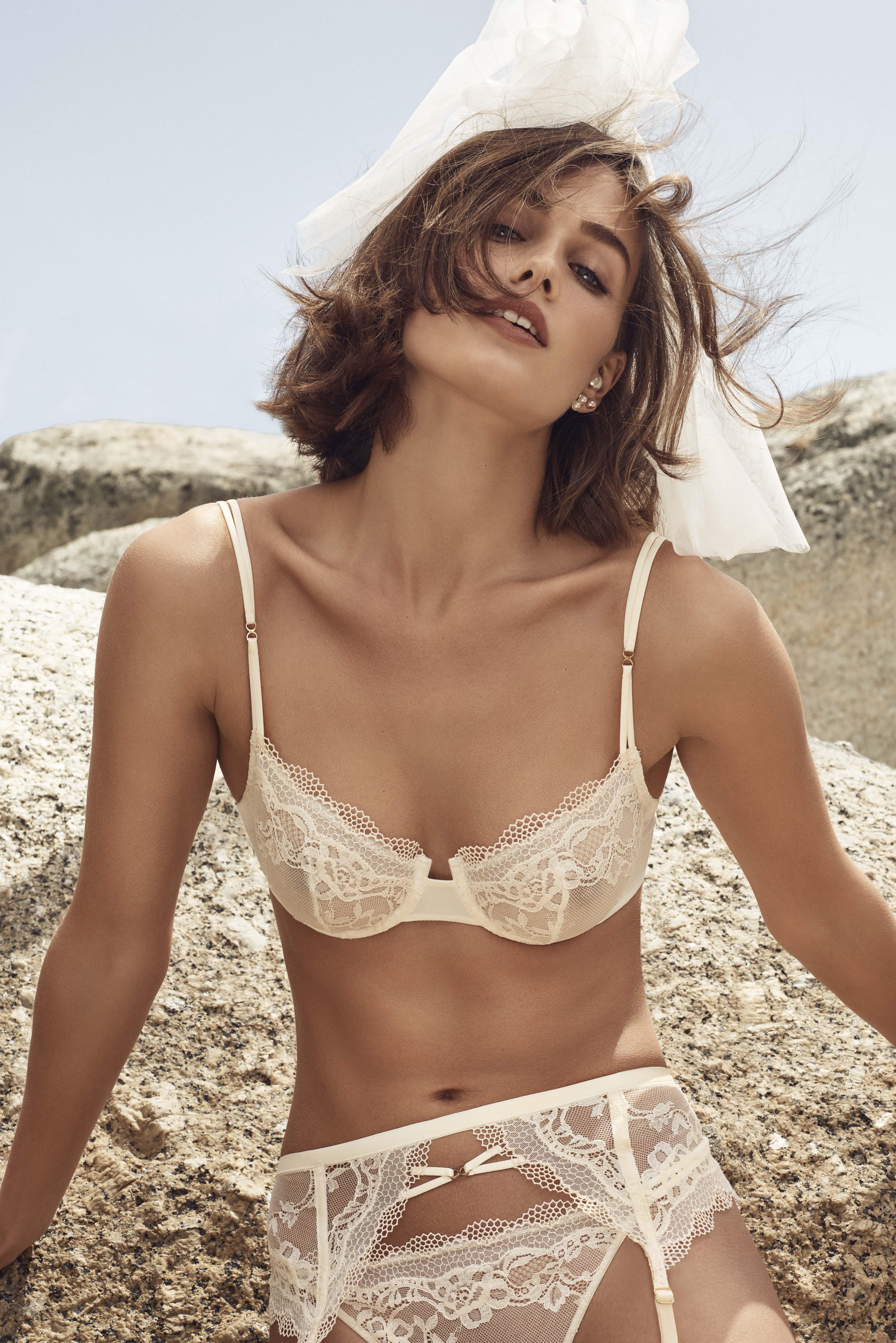 matériau sélectionné boutique officielle commercialisable Lingerie de mariage grandes tailles : conseils pour bien la ...