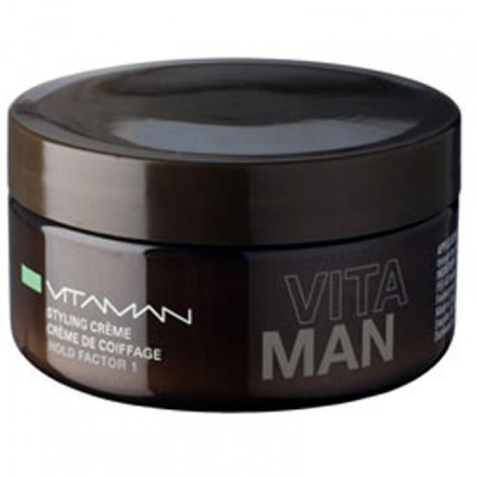 creme de coiffage modelante vitaman gel cire cheveux homme. Black Bedroom Furniture Sets. Home Design Ideas