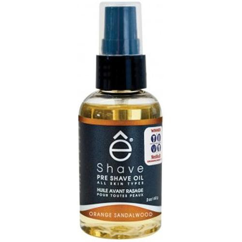 E Shave - PRE SHAVE OIL - Soin rasage homme