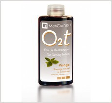 O2T - Bräunungswasser Tee
