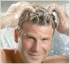 Camouflez les cheveux blancs