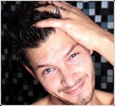 Gel ou cire pour cheveux fins homme