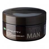Vitaman Homme - CIRE DE COIFFAGE HOMME Aspect Mat - Cheveux