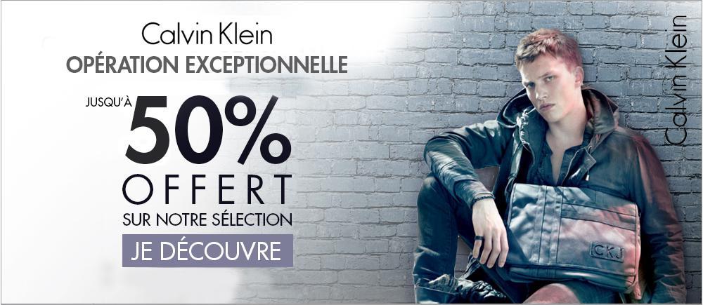 Promotion Calvin Klein